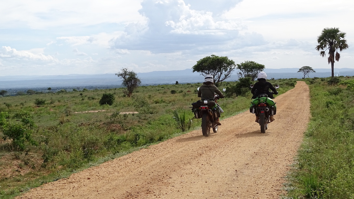 8-Day Western Tour with Uganda Bike Safaris