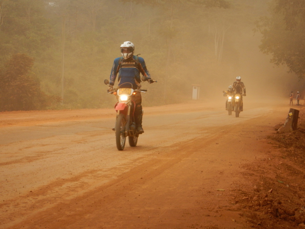 10-Day Western & Southern Tour with Uganda Bike Safaris