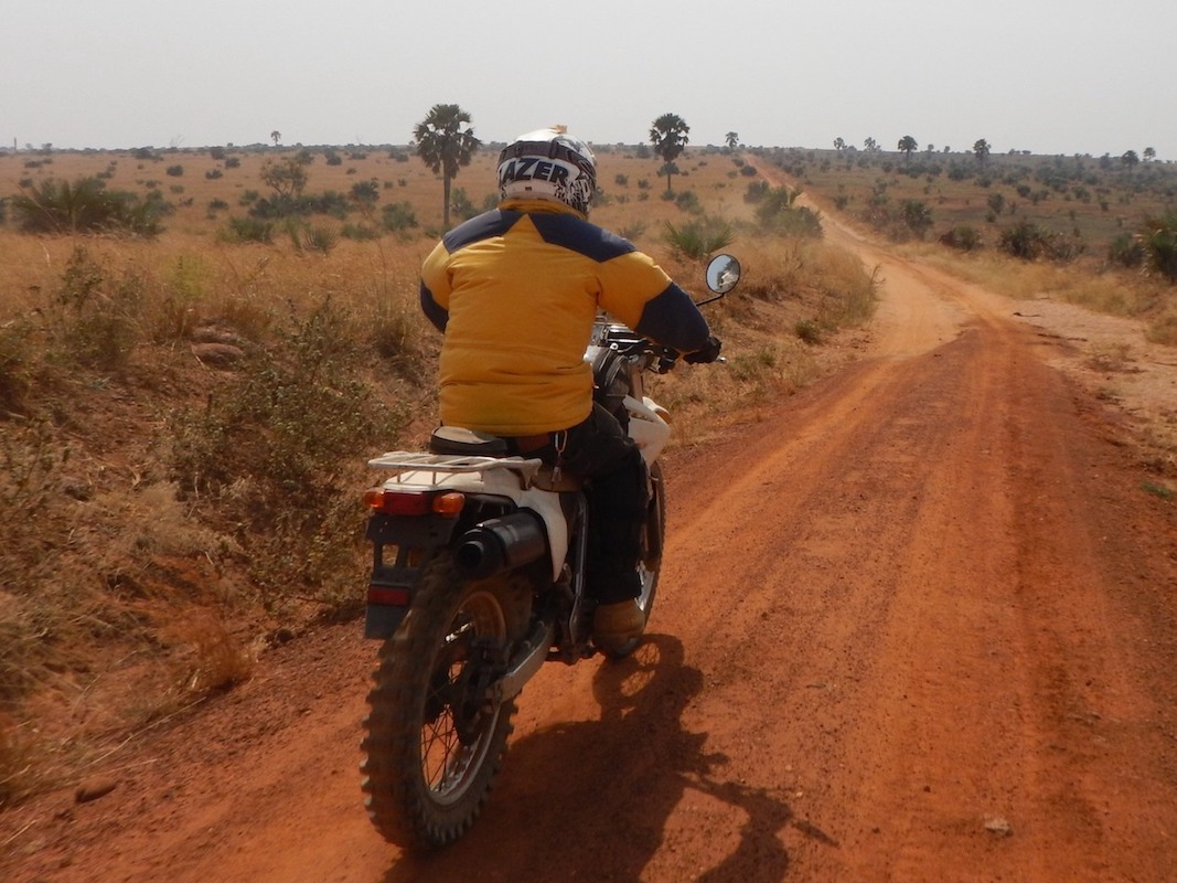 Make your own custom tour with Uganda Bike Safaris
